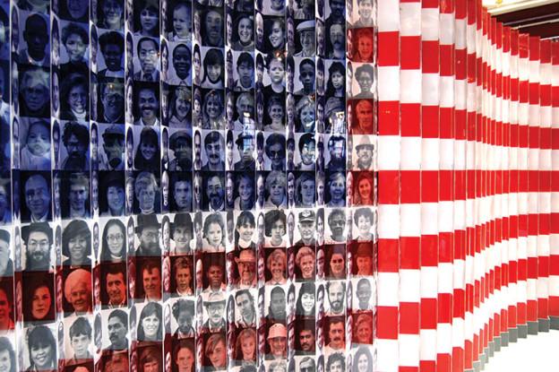 American Flag Immigrant
