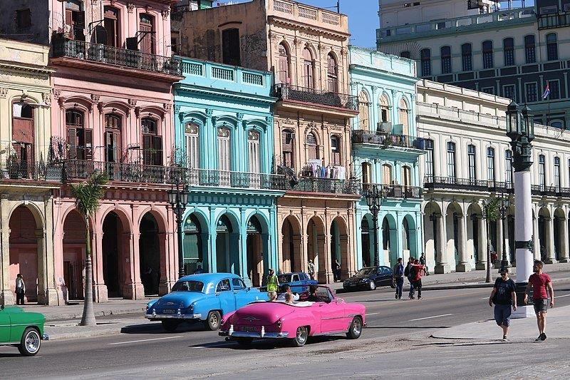 Architecture Travel City Street Tourism Cuba