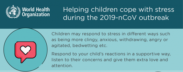 WHO Helping Children